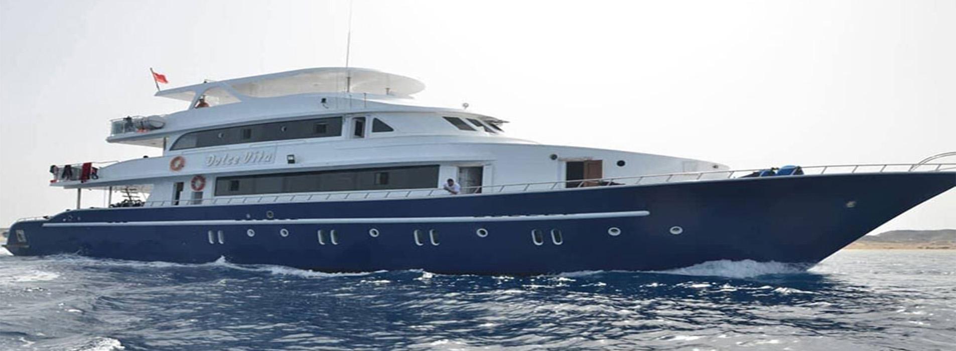 Дайвинг-сафари на яхте  «DOLCE VITA»   ЕГИПЕТ  c  23 по 30 ноября 2019