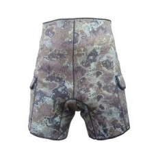 Camo Green with pockets for cargo 3 mm