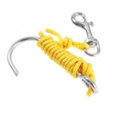REEF HOOK, with carabiner and line