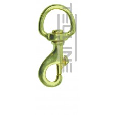 Brass bolt snap 86 mm