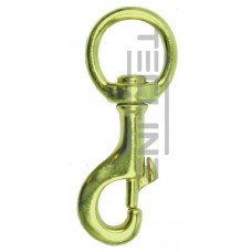 Brass bolt snap 120 mm