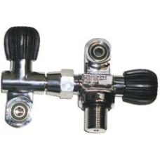 Вентиль двойной H valve 300bar
