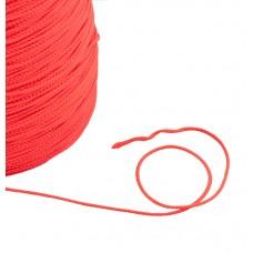 Nylon cord orange for spools and reels