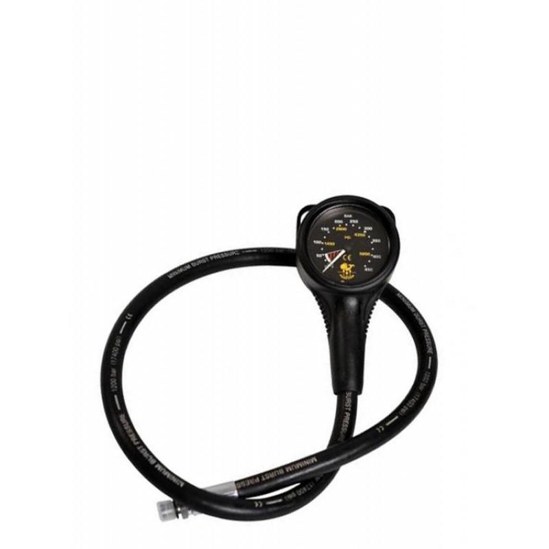 Манометр Cirrus 2009, чёрный
