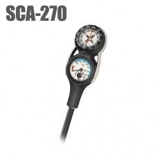 SCA-270 PLATINA II 2-GAUGE