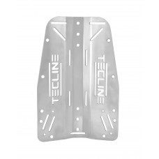 Aluminum backplate 3mm (0,85 kg)