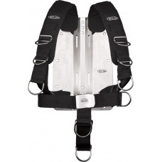 Harness TecLine Comfort (adjustable) - incl. 6mm SS backplate