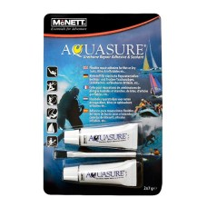 AQUASURE, special urethane glue 2 x 7 g tubes