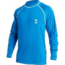 LOOSE FIT RASH GUARD LONG SLEEVE
